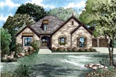 Plan Number 82062 - 3509 Square Feet