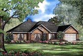 Plan Number 82082 - 2107 Square Feet