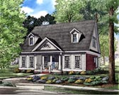 Plan Number 82099 - 2140 Square Feet