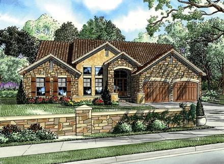 House Plan 82109