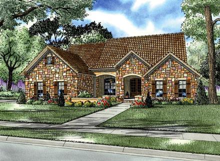 House Plan 82114