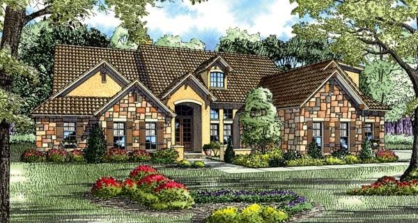 House Plan 82117