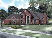 Plan Number 82141 - 4721 Square Feet