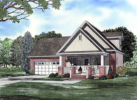 House Plan 82142