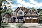 Plan Number 82154 - 3990 Square Feet