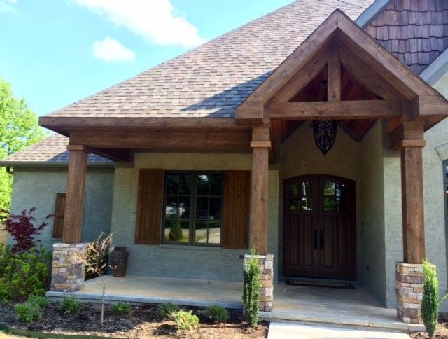 Craftsman European House Plan 82162