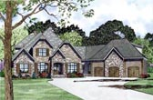 Plan Number 82164 - 3752 Square Feet