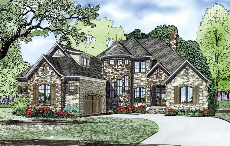 House Plan 82165 at FamilyHomePlans.com