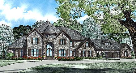 House Plan 82177
