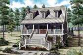 Plan Number 82201 - 1544 Square Feet