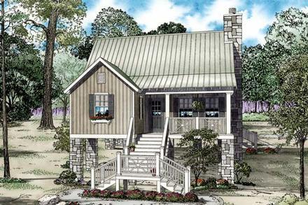 House Plan 82204