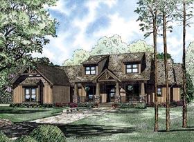House Plan 82222