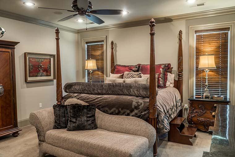 Craftsman, European House Plan 82230 with 4 Beds, 4 Baths, 3 Car Garage Picture 23