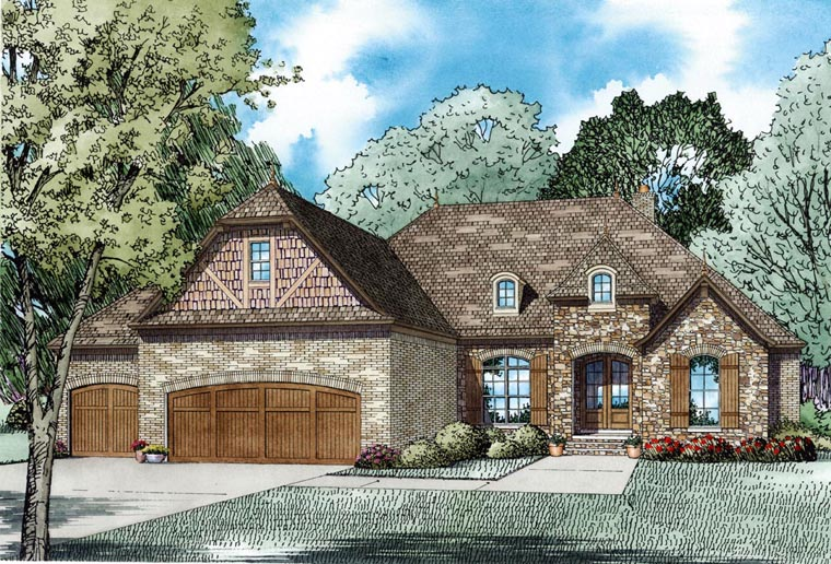 House Plan 82236 At