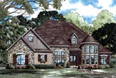 Plan Number 82245 - 3052 Square Feet