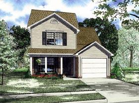 House Plan 82249