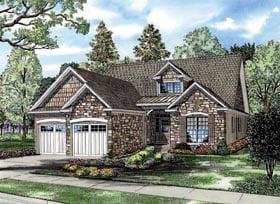 House Plan 82250