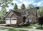 Plan Number 82250 - 1588 Square Feet