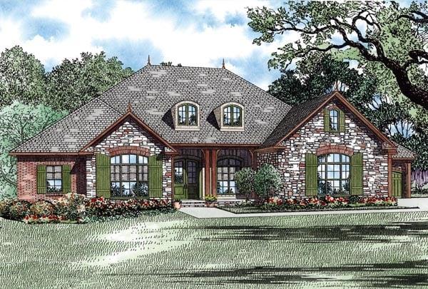 House Plan 82275
