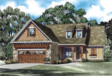 House Plan 82282