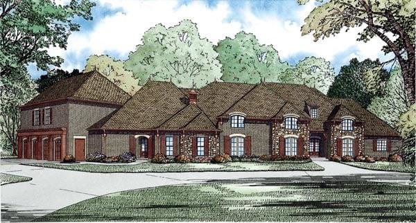 House Plan 82283