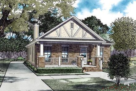 House Plan 82291