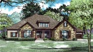 Plan Number 82309 - 3548 Square Feet