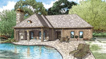 House Plan 82322
