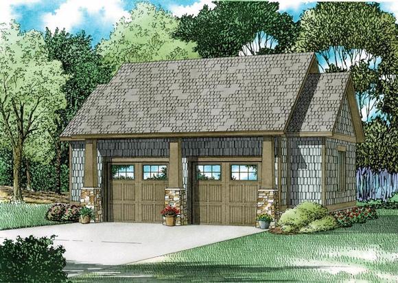 Garage Plan 82324