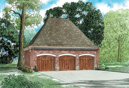 Garage Plan 82326