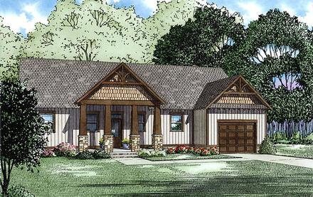 House Plan 82335