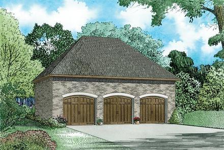 Garage Plan 82338