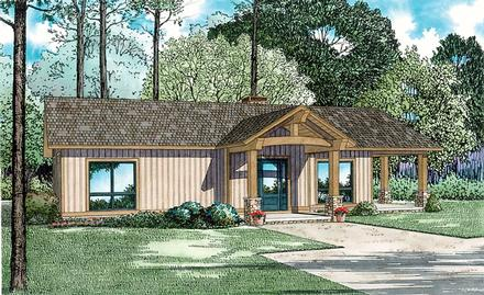 House Plan 82345