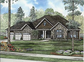 House Plan 82347
