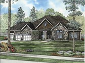Plan Number 82347 - 2907 Square Feet