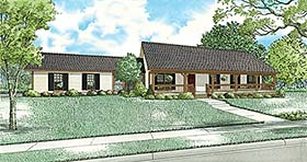 House Plan 82350