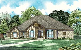 House Plan 82357