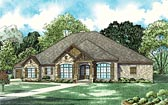 Plan Number 82357 - 3580 Square Feet