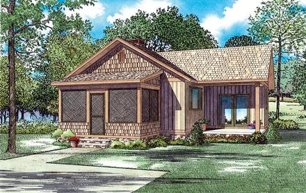 House Plan 82358