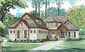 Plan Number 82360 - 3251 Square Feet
