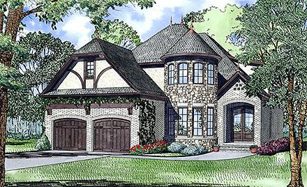 House Plan 82371