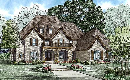 House Plan 82372