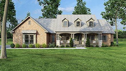 House Plan 82373