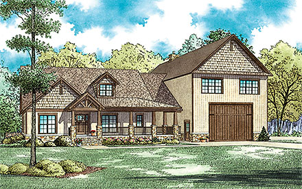 House Plan 82374