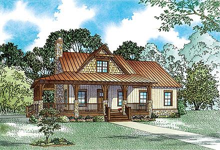 House Plan 82375
