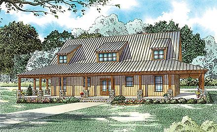 House Plan 82376