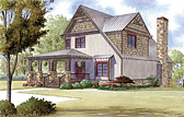 Plan Number 82409 - 3307 Square Feet