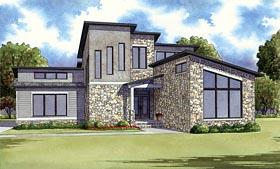 House Plan 82410