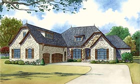 House Plan 82432