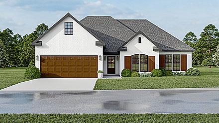 House Plan 82436